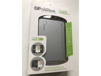 "OUPPACKAD ""GP portable powerbank 10400"""