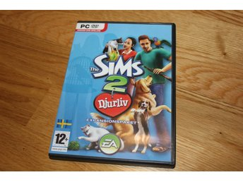 Djurliv - Expansion till The Sims 2 - PC