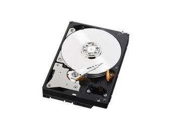 "WD RED Nas HDD 3,5"" 4TB, 64MB, 5400RPM"