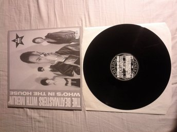 The Beatmasters With Merlin – Who's In The House (US Remix Limited Edition) 12""