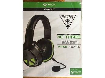a4f36ef5bef Turtle Beach 420X nyskick Wireless Xbox Headset (353198733) ᐈ Köp ...