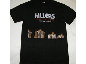 T-SHIRT: THE KILLERS  (Str XL)
