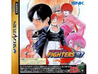 King of Fighters 97 (inkl. 1MB Ram Pak & Japansk Version)