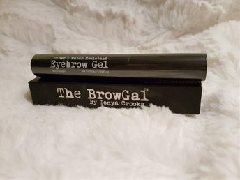 The Browgal - By Tonya Crooks - Water Resistant Eyebrow Gel - Glossybox - NY!