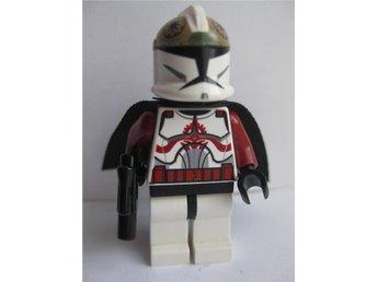 Lego Figuer Figur - Star Wars - Fox Commander VII - FKL 1042 - Uddevalla - Lego Figuer Figur - Star Wars - Fox Commander VII - FKL 1042 - Uddevalla
