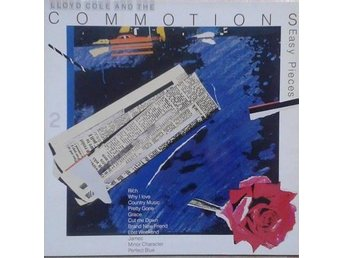Lloyd Cole & The Commotions title* Easy Pieces* Pop Rock, Indie Rock UK LP