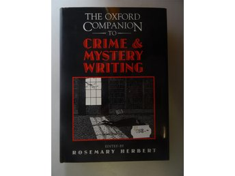 The Oxford companion to crime & mystery writing