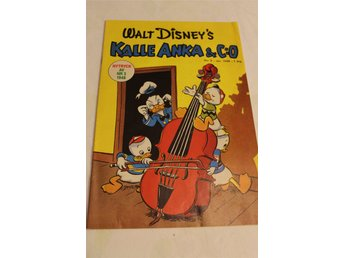 Kalle Anka & CO, Walt Disney's