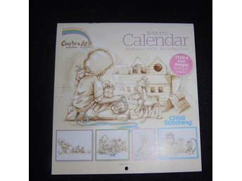 Charlie´s ARK. 16-mONTH calender