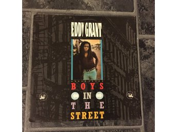 "EDDY GRANT - BOYS IN THE STREET. (MVG 7"")"