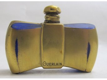Vintage Guerlain Coque D'Or Perfume Bottle-Made in France parymflaska