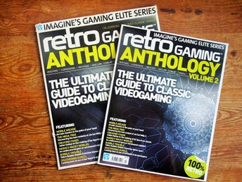 - RETRO GAMING ANTHOLOGY vol.2 - fint skick