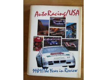 Auto Racing/USA, 1989 The Year in Review