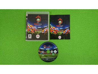 Uefa Euro 2008 Playstation 3 PS3