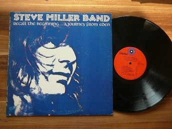 STEVE MILLER BAND - RECALL THE BEGINNING...A JOURNEY FROM...