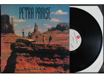 Petra – The Rock Cries Out – LP