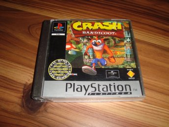 Crash Bandicoot - Platinum version