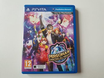 Persona 4 Dancing All Night - PS Vita
