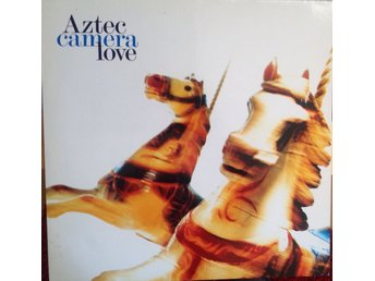Aztec Camera LP Love