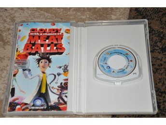 Cloudy With a Chance of Meatballs - Sony PSP