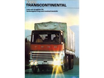 Ford Transcontinental 1975