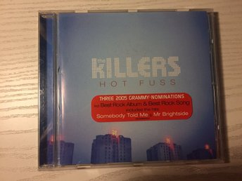 The Killers Hot Fuse