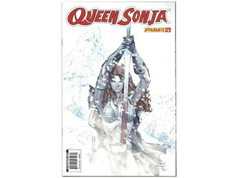Queen Sonja # 21 Cover B NM Ny Import REA!