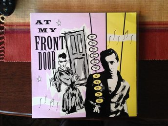 Freddy Frogs - At my front door - Lp