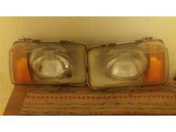 27. Lycktinsats, Höger o Vänster Volvo 343 -78 - Tallåsen - 27. Lycktinsats, Höger o Vänster Volvo 343 -78 - Tallåsen