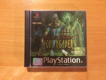 Legacy of Kain: Soul Reaver - PlayStation