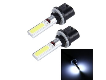 LED Dimljus 880 10W  - 2Pack