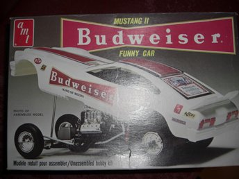 AMT Ford Mustang II Budweiser Funny Car, skala 1:25