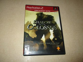 Shadow Of The Colossus - PLAYSTATION 2 (NTSC)