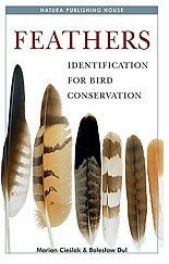 Feathers - Identification for Bird Conservation /fågelskådning, fjädrar, fåglar