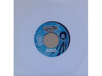 Anthony Johnson title* Moving On *Reggae, Dub Switzerland 7""