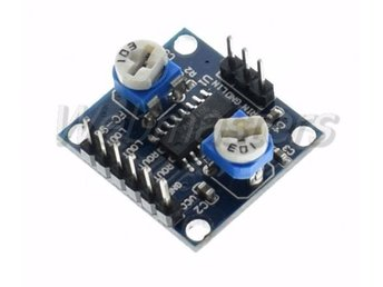 PAM8406 Digital Amplifier Board med Potentiometer 5Wx2 Stereo M70