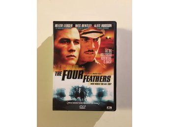 The Four feathers/Heath Ledger/Wes Bentley/Kate Hudson - Vittaryd - The Four feathers/Heath Ledger/Wes Bentley/Kate Hudson - Vittaryd
