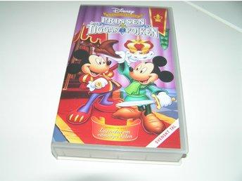 Disney - Prinsen oh Tiggar Pojken #Sagobiblioteket# - Svenskt Tal - Skutskär - Disney - Prinsen oh Tiggar Pojken #Sagobiblioteket# - Svenskt Tal - Skutskär