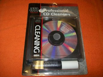 PROFESSIONAL CD CLEANER HELT NY
