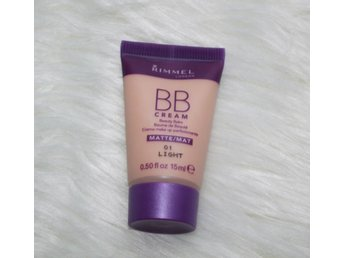 Rimmel BB Cream Matte 15 ml (Färg: 01 Light)