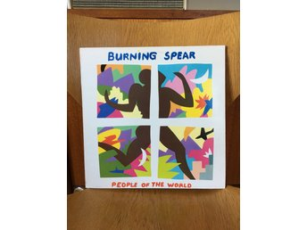 Burning Spear - People of The World