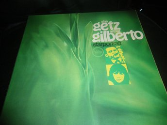 stan getz - astrud gilberto lp box 2 lp