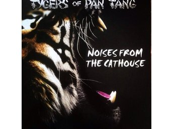 Tygers Of Pan Tang -Noises From The Cathouse dlp NWOBHM band