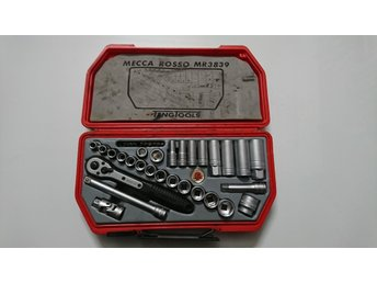 Teng Tools MR3839 hylsnyckelsats