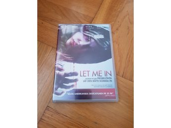 Dvd LET ME IN (2010)