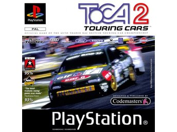 TOCA 2 Touring Cars - Playstation