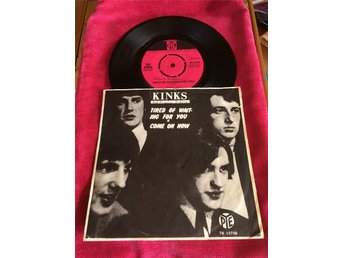 Kinks - Tired of waiting for you  ... singel