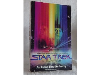 Star Trek . Gene Roddenberry .  1980