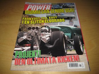 POWER DEC-JAN 2010.    PONTIAC BONNEVILLE CAB -65, M.M
