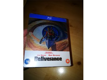 Deliverance-LIMITED EDITION STEELBOOK UK